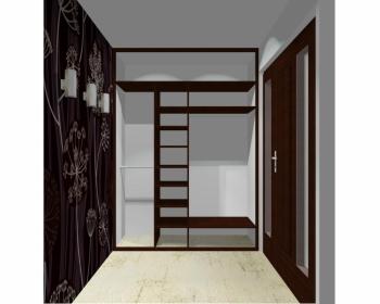 Wnętrze szafy szerokość 161 - 180 cm 1618w14x2