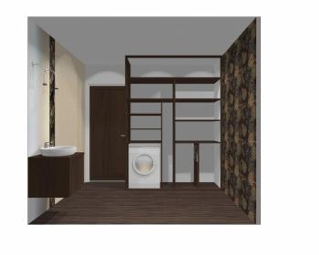 Wnętrze szafy szerokość 161 - 180 cm 1618w6x2