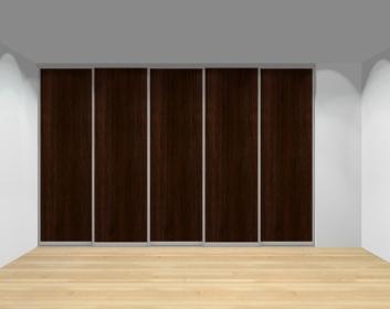 Drzwi przesuwne szerokość 351 - 400 cm 3540d4x5