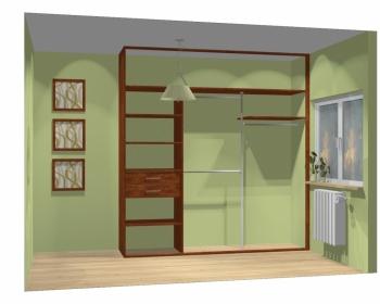 Wnętrze szafy szerokość 211 - 240 cm 2124w14x3