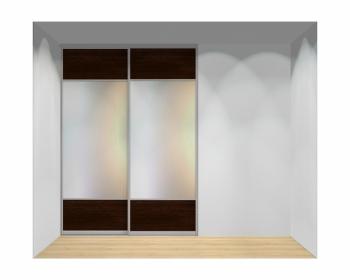Drzwi przesuwne szerokość 181 - 210 cm 1821d10x2